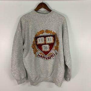 Vintage Harvard University Sweatshirt